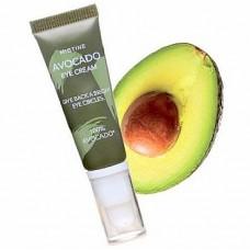 Питательный крем для век с маслом авокадо, гиалуроновой кислотой и пептидами Mistine 10 мл.
