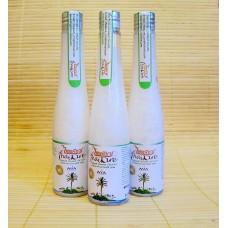 Не рафинированное кокосовое масло холодного отжима Thai Pure 100 мл.