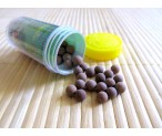 Травяные шарики от кашля и боли в горле