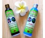 НАБОР на травах шампунь и кондиционер против выпадения волос ДЖИНДА