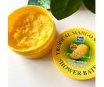 Антицеллюлитный соляной скраб для тела с тайским манго Yoko 240 гр.