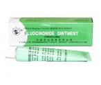 Тайская мазь для лечения кожных заболеваний: псориаза, экземы, дерматита, аллергии Fluocinonide Ointment 10 мл.