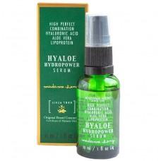 Концентрированная увлажняющая  сыворотка для лица с гиалуроновой кислотой от Madame Heng 30 мл.