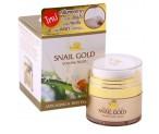 КРЕМ-ФИЛЛЕР для лица GOLD SNAIL с экстрактом секреции улитки 15 мл.