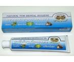 Зубная паста с экстрактом мангостина и листьев гуавы Abhaibhubejhr 70 гр.