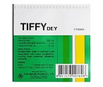 Эффективные тайские таблетки против гриппа и простуды TIFFY